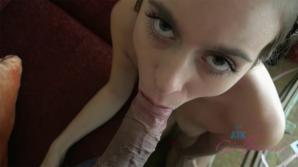 Jill rides your cock until you cum in her pussy.